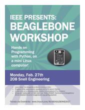 workshop | IEEE @ Northeastern