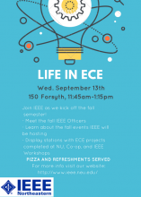 Life in the ECE Event!