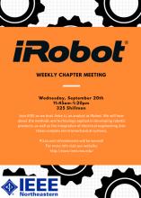 iRobot!